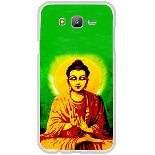 ifasho Lord Budha Back Case Cover for Samsung Galaxy On 7Pro