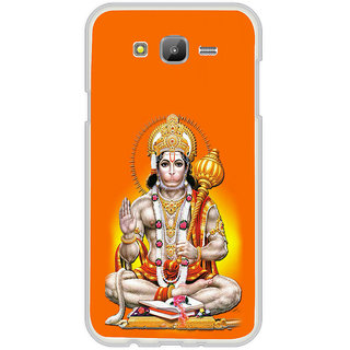 ifasho Lord Hanuman Back Case Cover for Samsung Galaxy On 7Pro