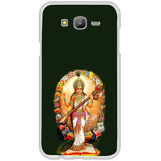 ifasho Goddess Saraswati  Back Case Cover for Samsung Galaxy On 7Pro