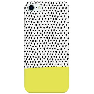 The Fappy Store Polka-dot-rain-dip Back Cover for Apple iPhone 7