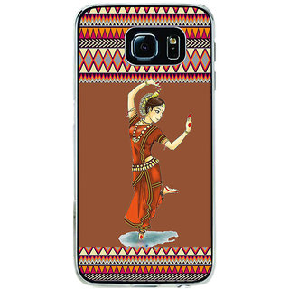 ifasho Odishi dance Back Case Cover for Samsung Galaxy S6 Edge