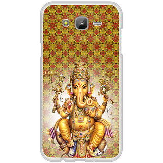 ifasho Lord Ganesha Back Case Cover for Samsung Galaxy On 7Pro