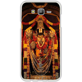 ifasho Tirupati Balaji Back Case Cover for Samsung Galaxy On 7Pro