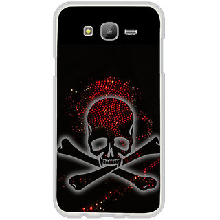 ifasho Modern  Design animated skeleton Back Case Cover for Samsung Galaxy On 7Pro