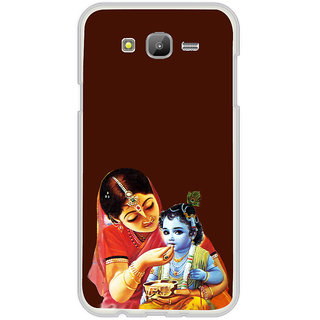 ifasho Yasoda krishna Back Case Cover for Samsung Galaxy On 7Pro