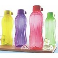 TUPPERWARE WATER BOTTLE (500 ML) - SET OF 4PCS