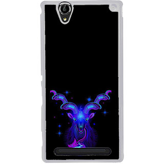 ifasho zodiac sign aries Back Case Cover for Sony Xperia T2