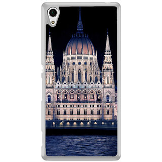 ifasho Victoria palace Back Case Cover for Sony Xperia Z3 Plus