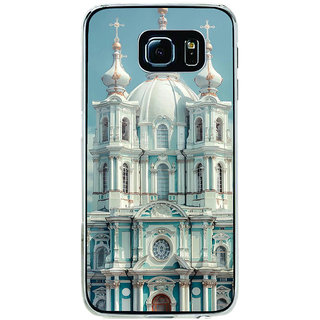 ifasho Historic Place Back Case Cover for Samsung Galaxy S6