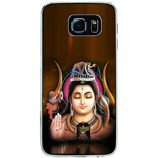 ifasho Lord siva Back Case Cover for Samsung Galaxy S6 Edge