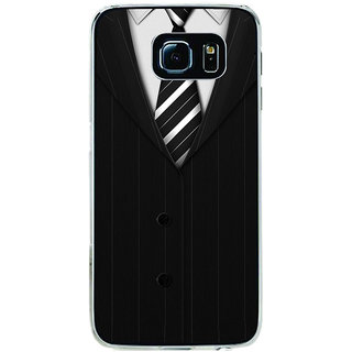 ifasho Gentle man  Back Case Cover for Samsung Galaxy S6
