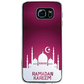 ifasho Ramadan muslim cover Back Case Cover for Samsung Galaxy S6
