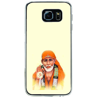 ifasho Shirdi wale Sai Baba Back Case Cover for Samsung Galaxy S6
