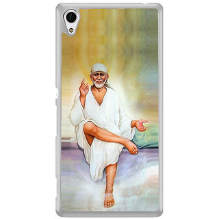 ifasho Sai baba Back Case Cover for Sony Xperia Z3 Plus