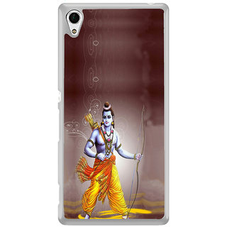 ifasho Lord Rama Back Case Cover for Sony Xperia Z3 Plus