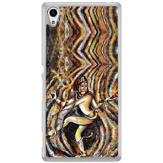 ifasho nataraj Back Case Cover for Sony Xperia M4 Aqua