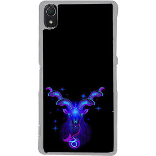 ifasho zodiac sign aries Back Case Cover for Sony Xperia Z3