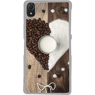 ifasho Coffee beans Back Case Cover for Sony Xperia Z3