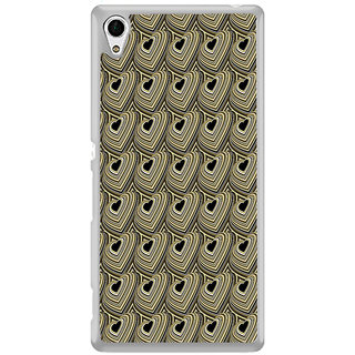 ifasho Modern Art Design Pattern with Lot Of small heart Back Case Cover for Sony Xperia Z3 Plus