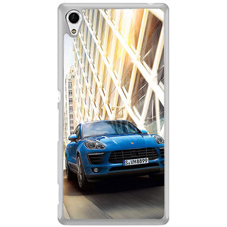 ifasho Car In Mexico City Back Case Cover for Sony Xperia Z3 Plus