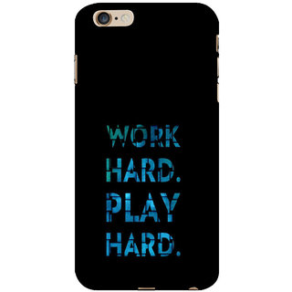 ifasho Carry On Quote Back Case Cover for Apple iPhone 6S Plus