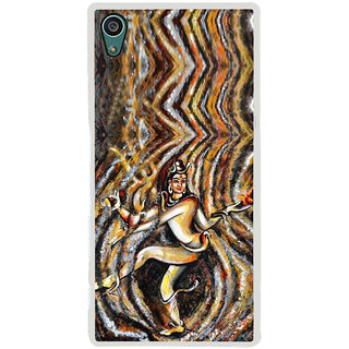 ifasho nataraj Back Case Cover for Sony Xperia Z5