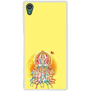 ifasho Lord Surya Back Case Cover for Sony Xperia Z5