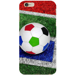 ifasho Foot ball Back Case Cover for Apple iPhone 6S Plus