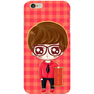 ifasho Crazy Boy Back Case Cover for Apple iPhone 6S Plus