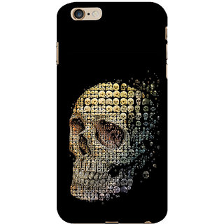 ifasho Modern  Design animated skeleton Back Case Cover for Apple iPhone 6S Plus