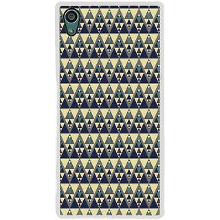 ifasho Animated Pattern colrful tribal design Back Case Cover for Sony Xperia Z5