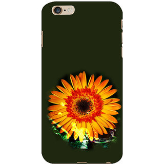 ifasho one Flowers Back Case Cover for Apple iPhone 6S Plus