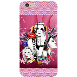 ifasho fashion Girls Back Case Cover for Apple iPhone 6S Plus