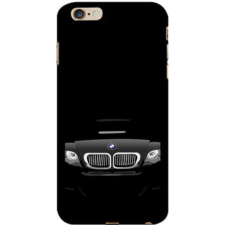 ifasho Stylish long Car Back Case Cover for Apple iPhone 6S Plus