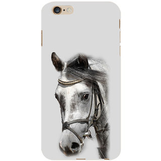 ifasho Designed Painting Horse Back Case Cover for Apple iPhone 6S Plus