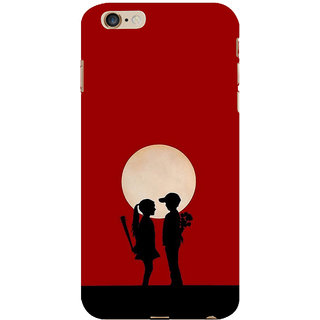 ifasho Boy and girl love Back Case Cover for Apple iPhone 6S Plus