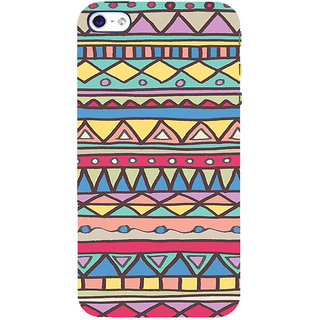 ifasho Animated Pattern colrful 3Dibal design Back Case Cover for Apple iPhone 5