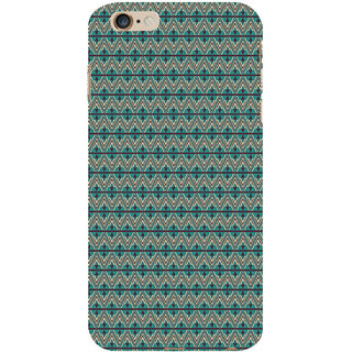 ifasho Animated Pattern colrful 3Dibal design Back Case Cover for Apple iPhone 6S Plus