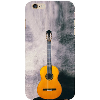 ifasho Modern Art Design Pattern Music Ins3Dument Back Case Cover for Apple iPhone 6S Plus