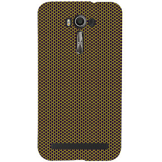 ifasho Modern Art Design Pattern honey Bee case style Back Case Cover for Asus Zenfone 2 Laser ZE601KL