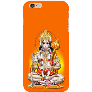 ifasho Lord Hanuman Back Case Cover for Apple iPhone 6S Plus