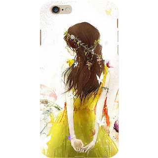 ifasho Princess painting Back Case Cover for Apple iPhone 6S Plus