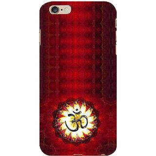 ifasho Modern Art Om design pattern Back Case Cover for Apple iPhone 6S Plus