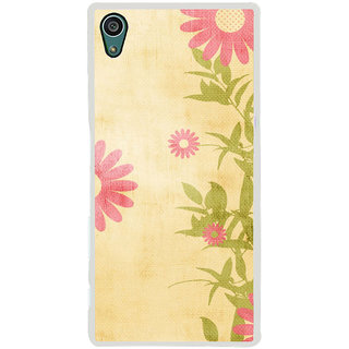 ifasho Animated Pattern colrful traditional design cloth pattern Back Case Cover for Sony Xperia Z5
