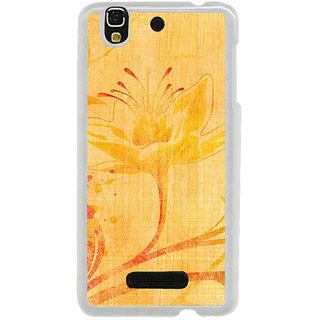 ifasho Animated Pattern colrful traditional design cloth pattern Back Case Cover for Yureka