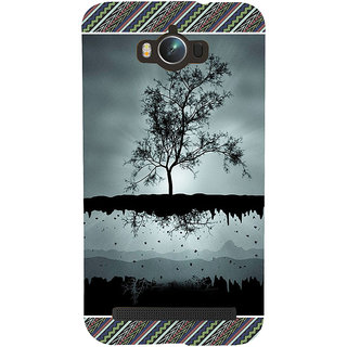 ifasho 3Dee on air animated beautiful Back Case Cover for Asus Zenfone Max