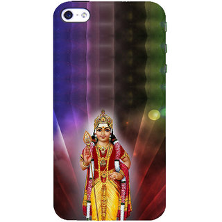 ifasho Lord Ayappa Back Case Cover for Apple iPhone 5