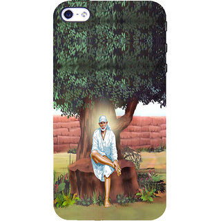 ifasho Shirdi wale Sai Baba Back Case Cover for Apple iPhone 5