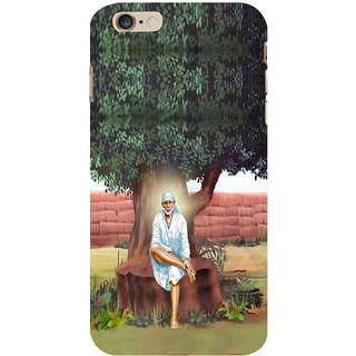 ifasho Shirdi wale Sai Baba Back Case Cover for Apple iPhone 6S Plus