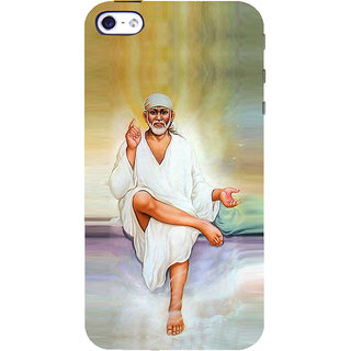 ifasho Sai baba Back Case Cover for Apple iPhone 5